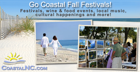 Coastal NC Fall Festivals and Events