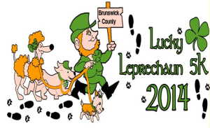 Lucky Leprechaun 5K @ The Winds Resort Beach Club
