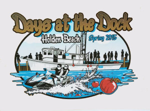 Holden Beach Days at the Docks Festival @ Holden Beach Pavillion