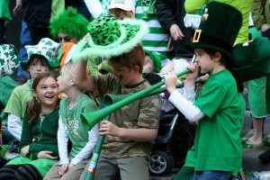 St. Patrick's Day Festival @ Riverfront Park, Downtown Wilmington