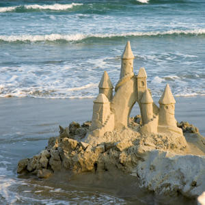 Labor Day Sand Sculpture Contest @ On the beach behind the Ocean Isle Beach Community Center