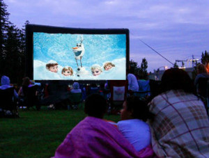 Movies on the Coast – Monsters University @ Garrison House