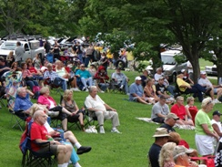 Shallotte Summer Concert Series – Band of Oz @ Rourk Garden