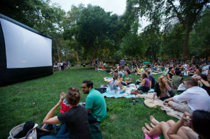 Shallotte Summer Movie Series