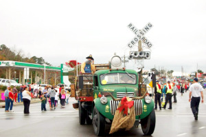 Shallotte Christmas Parade @ Main Street, Shallotte NC