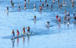 Wrightsville Beach Surf to Sound SUP Challenge @ Blockade Runner Resort