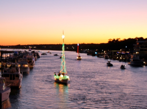 Wrightsville Beach Flotilla @ Banks Channel