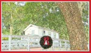 Christmas at the Old Sunset Beach Bridge @ Old Sunset Beach Bridge