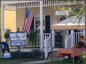 First Friday Gallery Walk