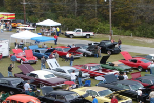 Back to the Beach Car Show @ Fort Fisher Air Force Recreation Area