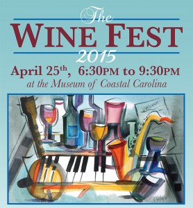 Ocean Isle Beach Wine Fest @ Museum of Coastal Carolina