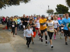 Spring Festival 5K Run/Walk @ Waterfront Park | Southport | North Carolina | United States