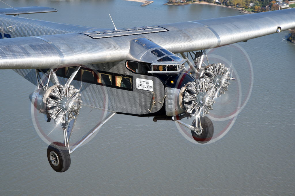 ford tri motor tour oak island nc north carolina