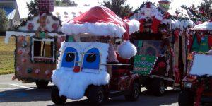 Super Saturday: Christmas Parade & Tree Lighting @ Various Locations on Ocean Isle Beach