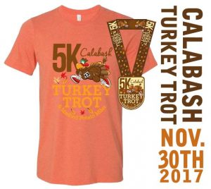 Calabash Turkey Trot @ Calabash park