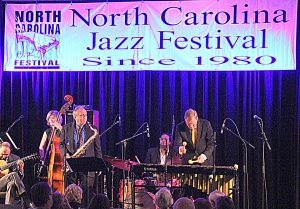 38th Annual North Carolina Jazz Festival @ Wilmington Hilton Riverside Hotel