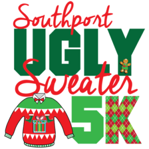 Southport Ugly Sweater 5K @ Waterfront Park