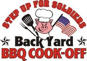 8th Annual Step Up For Soldiers Backyard BBQ Cook-off @ The Lake at Carolina Beach