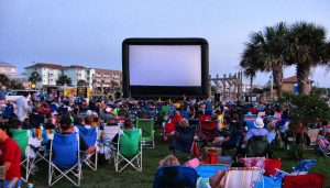 Free Movies at the Lake @ Carolina Beach Lake Park
