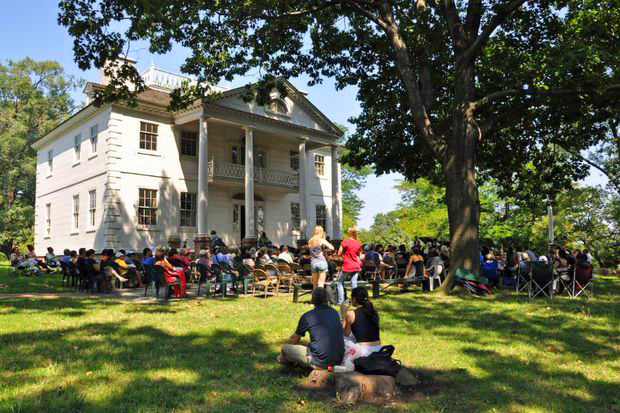 Jazz at Bellamy Mansion