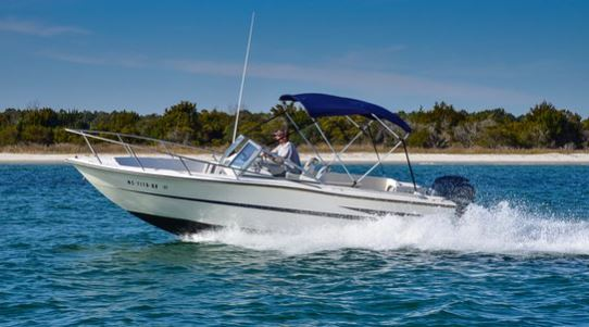 No Boat – No Problem! Come discover life on the water at Wrightsville Beach! @ Sea Gate Boating Docks