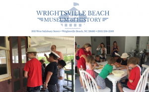 Wrightsville Beach Museum: Kids Club! @ Wrightsville Beach Museum of History