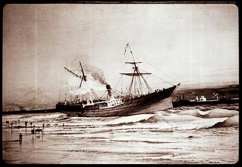 Shipwreck! Civil War Wrecks off Our Coast - Oak Island NC