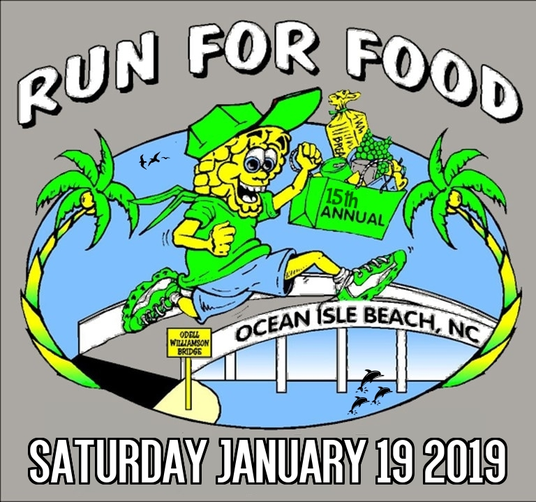 Ocean Isle Beach Bridge Run for Food